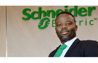 Schneider Electric Vice President of Power Systems for Southern Africa, Mr. Taru Madangombe