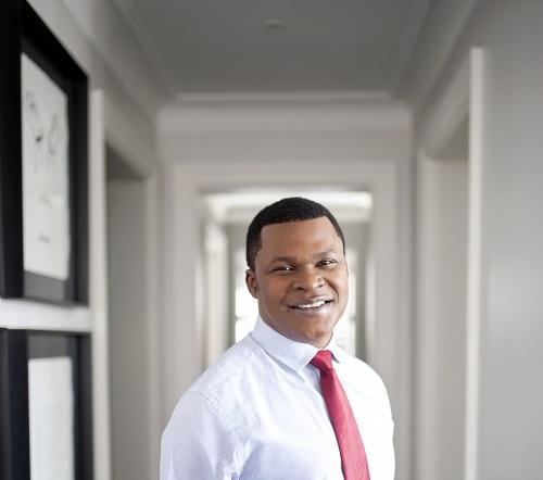 Partner of Centurion Law Group, Pan African energy lawyer NJ Ayuk, photo CAJ News Africa