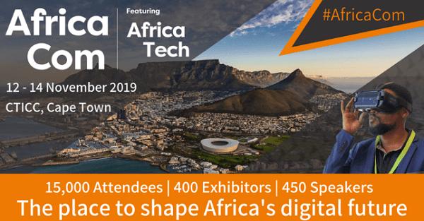 AfricaCom 2019
