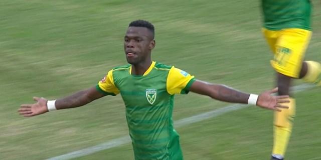 Golden Arrows and Zimbabwe Warriors' deadly striker Knox Mutizwa