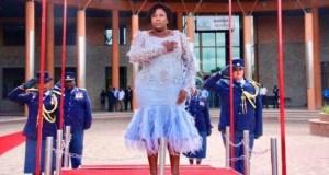 Mpumalanga Premier Refilwe Mtsweni-Tsipane. Photo by Anna Ntabane, Mpumalanga Guardian