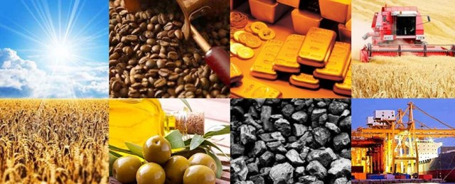 South Africa's commodities