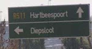 Diepsloot township, Johannesburg