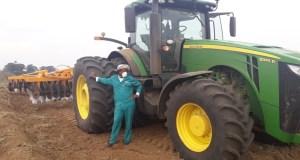 Mpumalanga east farm owner, Mr. David Lesese