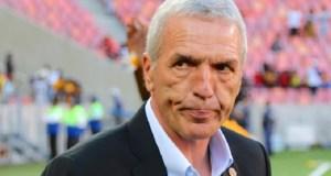 Kaizer Chiefs Head Coach, Ernst Middendorp