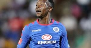 SuperSport United and Zimbabwe international forward, Evans Rusike. Photo by Muzi Ntombela/BackpagePix