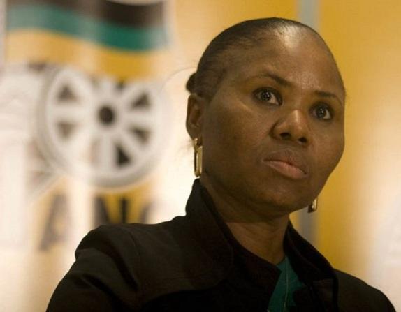 Minister of Social Development, Lindiwe Zulu
