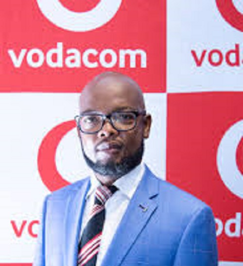 Vodacom Business Managing Executive for IoT, Peter Malebye