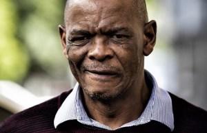 ANC secretary-general, Ace MAgashule