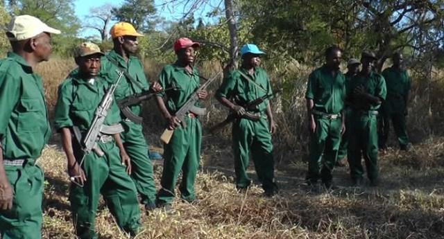 RENAMO Military Junta. File photo by O Pais