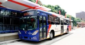 Rea Vaya bus