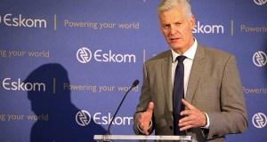Eskom Chief Executive Officer, André de Ruyter