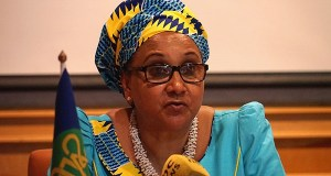 SADC Executive Secretary, Stergomena Lawrence