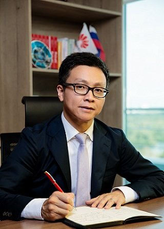 Huawei Global Vice President, Hou Tao