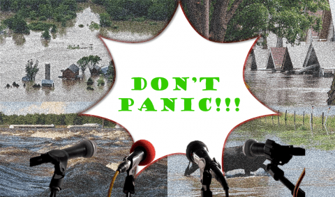 Don't Panic: Principles of Crisis and Risk Communication Scenario Image