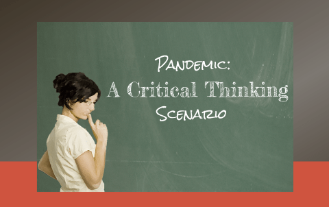 Pandemic: A Critical Thinking Scenario Image