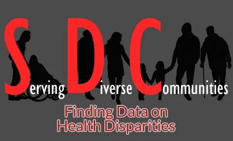 Serving Diverse Communities: Finding Data on Health Disparities Image