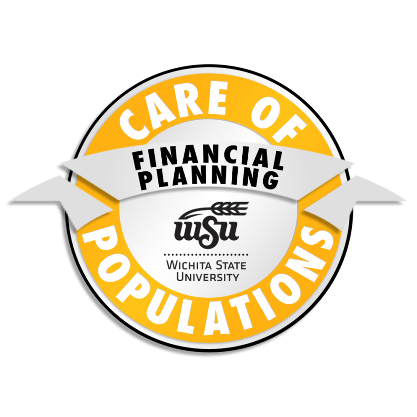 Care of Populations Badge: Financial Planning & Management Image