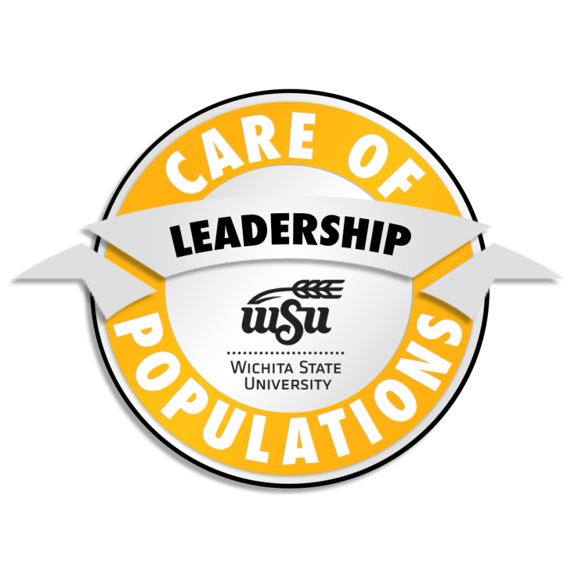 Care of Populations Badge: Leadership Image