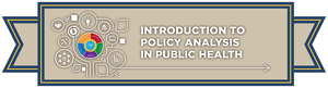 Introduction to Policy Analysis in Public Health Image