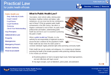 Practical Law for Public Health Officials Image