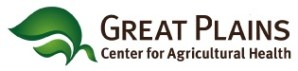 logo for Great Plains Center for Agricultural Health