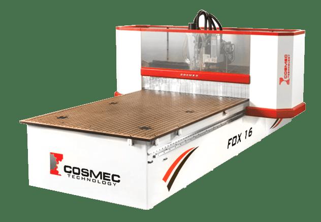 Centre d'usinage COSMEC FOX 16