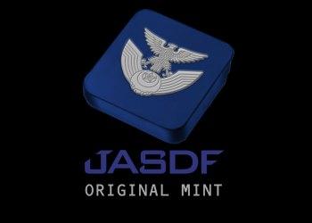 航空自衛隊オリジナルミント