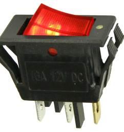 spst rocker switch 12v lighted mpjacom [ 1000 x 828 Pixel ]
