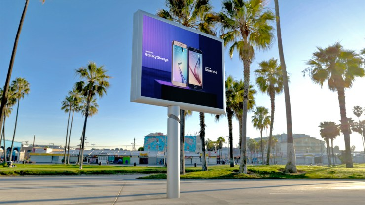 LED Advertising Screen