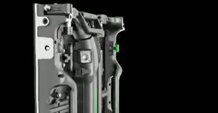 RH Pro Stage Rental LED Display