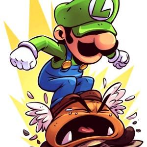 Luigi Smash Goomba Παιδικό