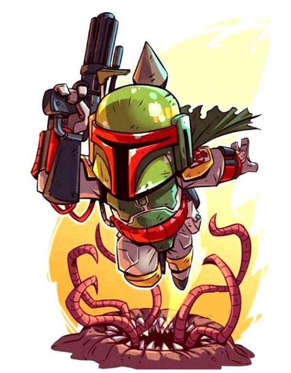 Star Wars Boba Fett Παιδικό