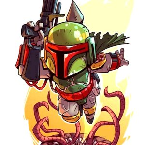 Star Wars Boba Fett Παιδικό