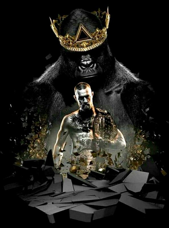 UFC Conor McGregor Amazing