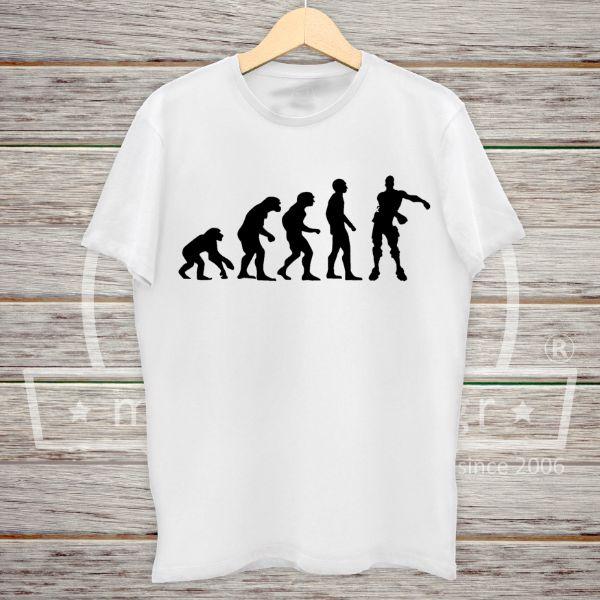 Fortnite Human Evolution Flosh