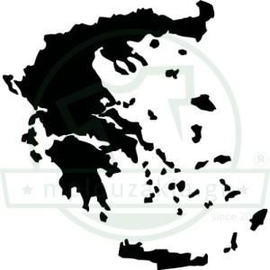 Χάρτης Ελλάδος Greece Map