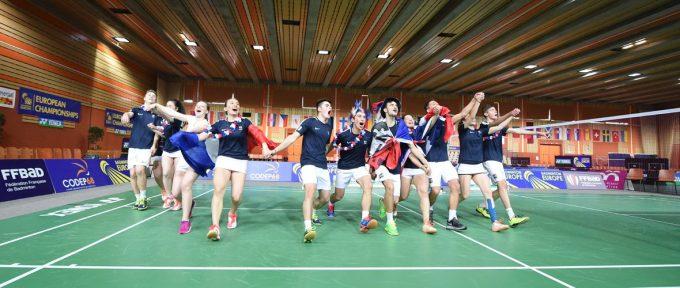 Mulhouse, capitale européenne du badminton