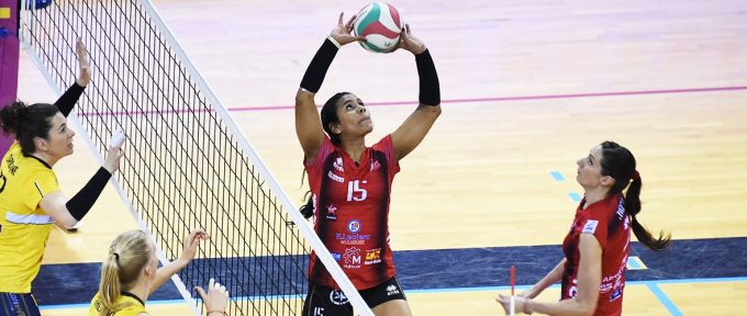 Volley : ASPTT-Cannes, le choc en demi-finales de play-offs