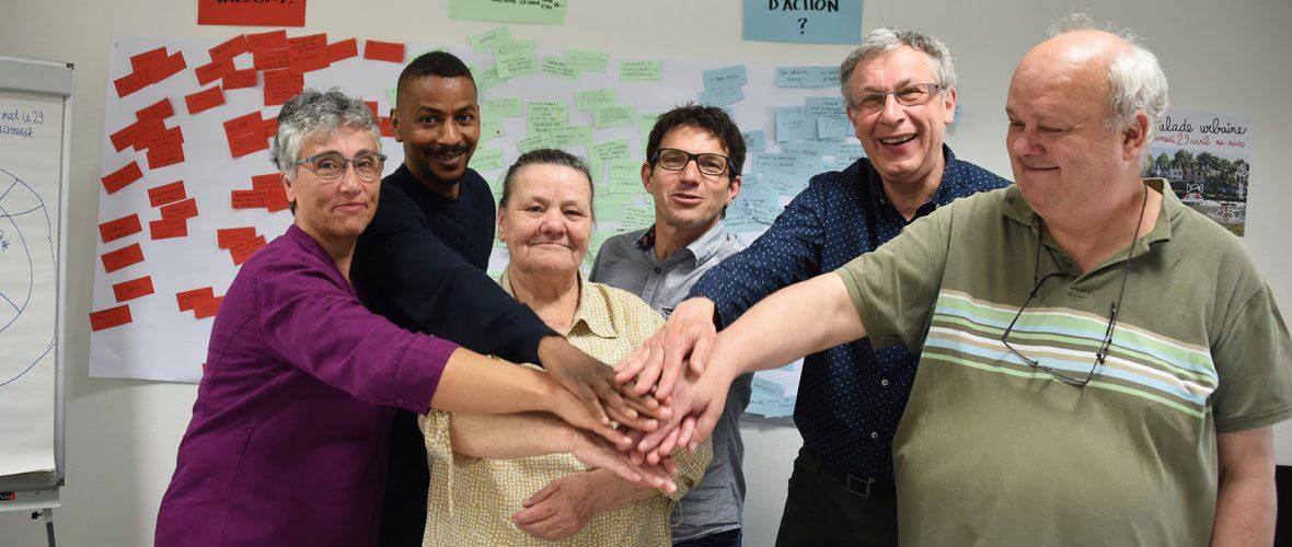 La solidarité s'invite au Startup week-end Mulhouse | M+ Mulhouse
