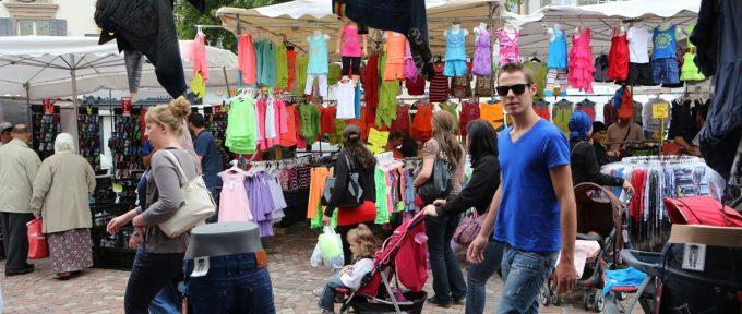 Braderie : faites le plein de bonnes affaires au centre-ville