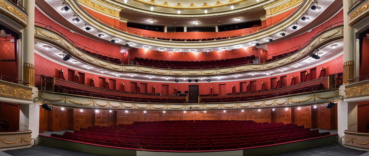 Théâtre de la Sinne : 150 ans et plus vivant que jamais !   M+ Mulhouse