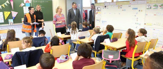 Ecoles: une rentrée sous le signe de la réussite