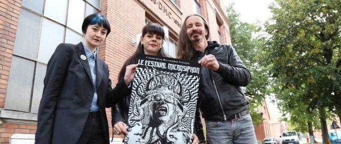 Impressions fait main et rock au programme de Microsiphon