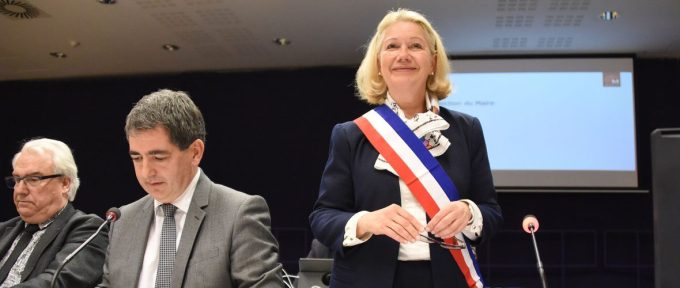 Michèle Lutz élue maire de Mulhouse