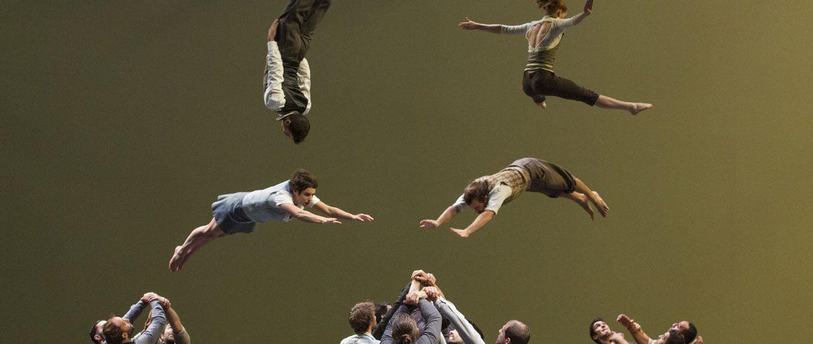 Les acrobates tutoient les sommets à La Filature | M+ Mulhouse