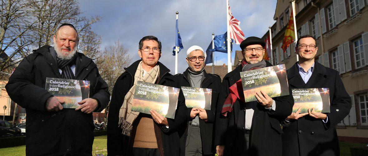 Calendrier interreligieux: une année 2018 sous le signe de la laïcité | M+ Mulhouse