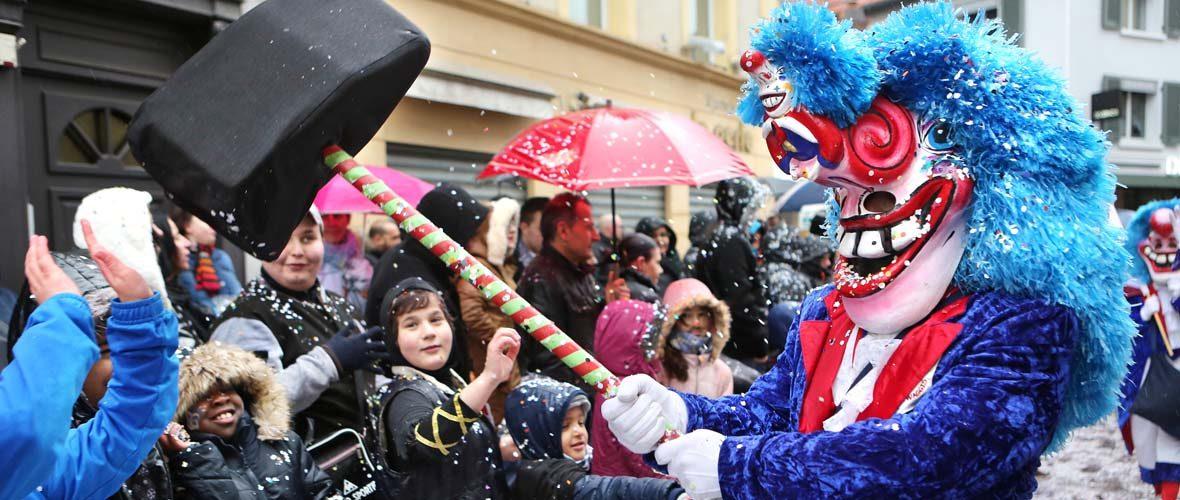5 bonnes raisons d'aller au carnaval de Mulhouse | M+ Mulhouse