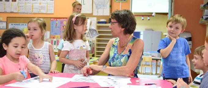 Inscriptions rentrée 2018 : au tour des écoles maternelles
