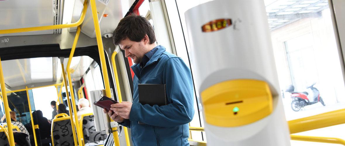Compte mobilité : l'avenir des transports se construit à Mulhouse   M+ Mulhouse
